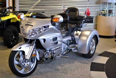2007 Honda Gold Wing Audio / Comfort / Navi / ABS Touring Olive Branch, MS