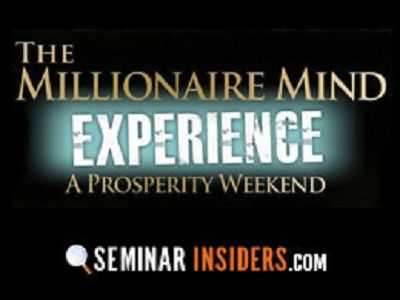 Millionaire Mind Intensive in Los Angeles on Jan. 6-8, 2017