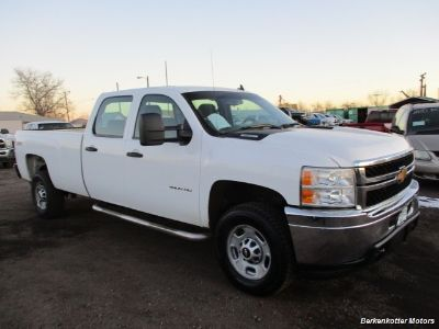 2014 Chevrolet RSX Work Truck (Summit White)