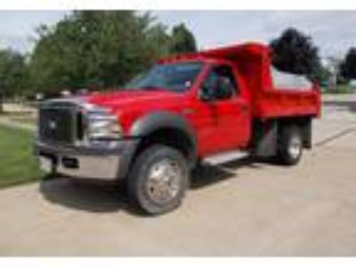 2005 Ford F550 Truck in Solon, OH