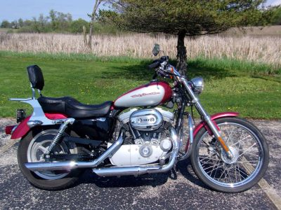 2004 Harley-Davidson Sportster XL 883 Custom Sport Mukwonago, WI