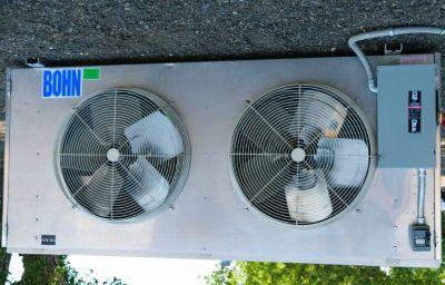 BOHN BHL400DE3A Evaporator - 40,000 BTU