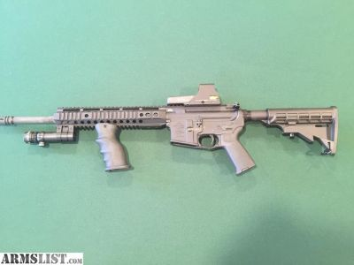 For Sale: Custom AR15 - Eotech - Nickel Boron BCG