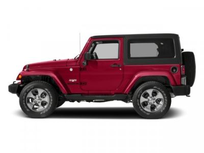 2018 Jeep Wrangler Sahara (Firecracker Red Clearcoat)