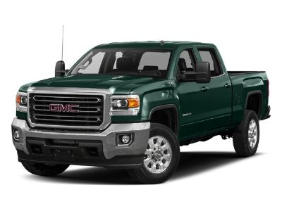 2017 GMC Sierra 2500HD SLE (Onyx Black)