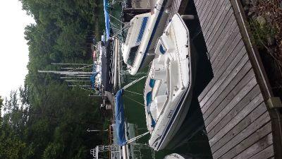 1997 Hurricane Deck Boat