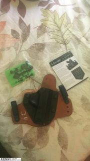 For Sale: M&P 9mm/.40 IWB holster
