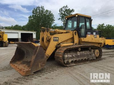 Cat 973C Crawler Loader