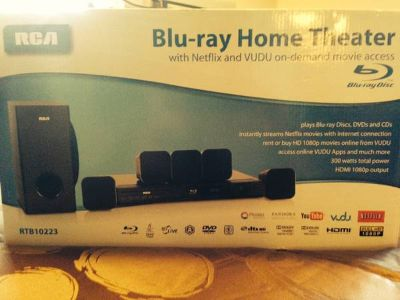 RCA Blue-ray Home Theater