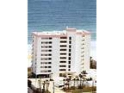 Spectacular Oceanfront Vacation Rental Condo Ormond Beach Florida - Condo