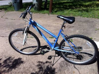 Cute Blue Bike for Sale