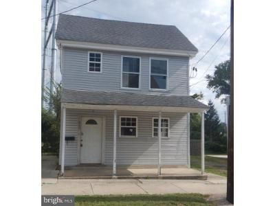 3 Bed 1.5 Bath Foreclosure Property in Woodbury, NJ 08096 - Green St