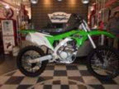 2019 Kawasaki KX 1 Green