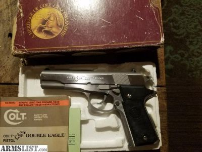 For Sale: Colt Double Eagle 45acp