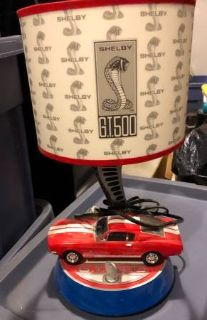 Shelby mustang lamp