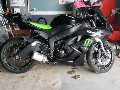 2009 Kawasaki ZX- 636