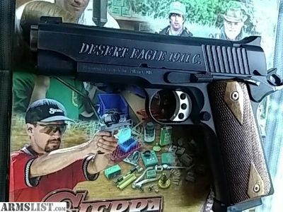 For Sale: Desert eagle 1911 C