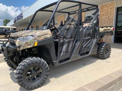 2019 Polaris Ranger Crew XP 1000 EPS Premium Utility SxS Marshall, TX