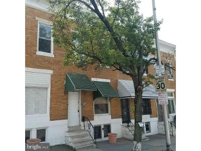 1.0 Bath Foreclosure Property in Baltimore, MD 21213 - N Wolfe St