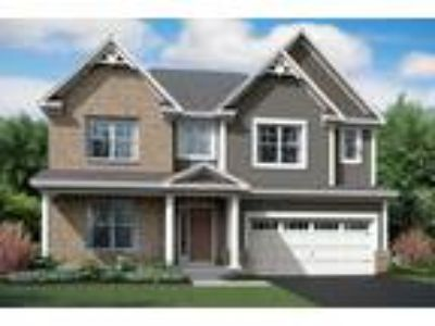 The Graham by M/I Homes: Plan to be Built