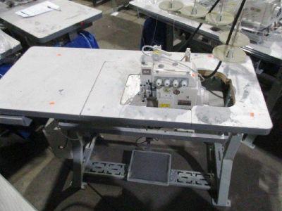 (5) Juki Pegasus EX5214 Sewing Machines RTR#8021280-01
