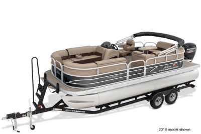 2019 Sun Tracker Party Barge 20 DLX Pontoons Boats Appleton, WI