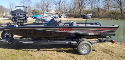 2019 Lowe STINGER 178 W/ MERCURY 90H 4S & TRAILER Bass Boats West Plains, MO