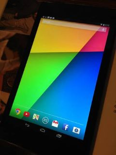 Like-New Google Nexus 7 (2013) Android Tablet for sale
