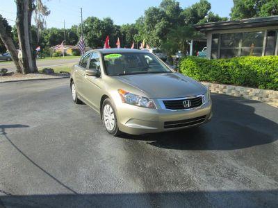 2008 Honda Accord LX (Gold)