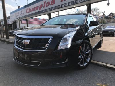 2016 Cadillac XTS 4dr Sdn Livery Package FWD (Black Raven)