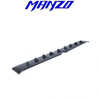 Purchase Manzo Fits Mazda 3 4Dr 04-08 Roof+Trunk Spoilers RRS-M304 motorcycle in Brea, California, United States, for US $83.50