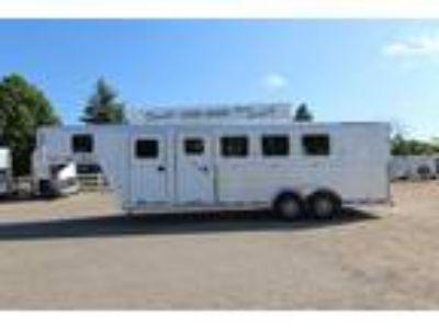 2019 Featherlite 8541 4HR GN 4 horses