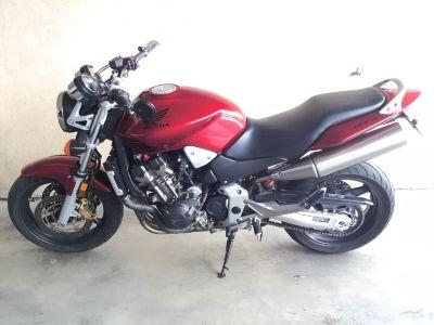 2007 Honda HORNET 919