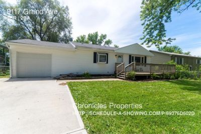 Single-family home Rental - 9117 Grand Ave