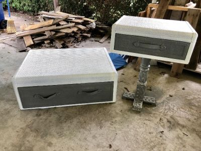Project pieces!! Coffee Table & End Table / Side Table