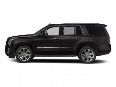 2017 Cadillac Escalade Luxury (Black Raven)