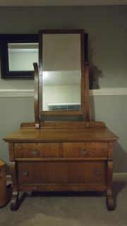 Antique dresser. Excellent condition! Cross posted.