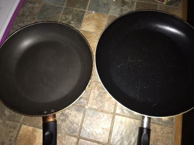 10 and 12 skillets