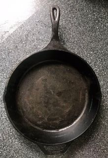 The Lodge 12 Inch Cast Iron Skillet