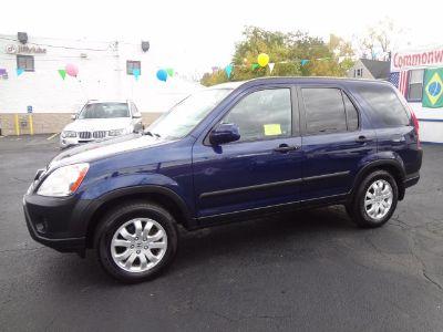 2005 Honda CR-V EX (Blue)