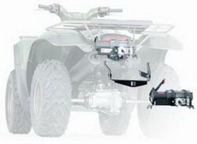 Find Warn 83159 ATV Winch Mounting System motorcycle in Naples, Florida, US, for US $397.51