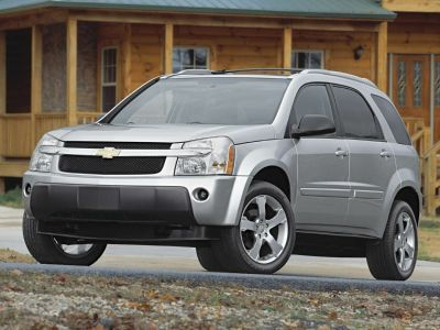 2005 Chevrolet Equinox LS (Galaxy Silver Metallic)
