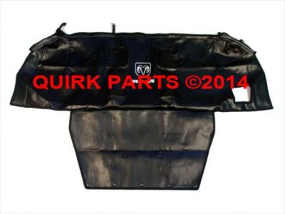 Purchase 10-16 Dodge Ram 2500 3500 Diesel FRONT GRILLE COLD WEATHER COVER OEM NEW MOPAR motorcycle in Braintree, Massachusetts, United States, for US $160.63