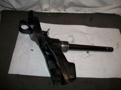 Purchase 1997 Mercury 9.9HP Outboard Motor Tiller Arm Mounting Bracket with Steering Stem motorcycle in Independence, Missouri, United States, for US $95.00