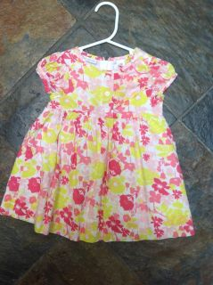 First impressions dress 12 month