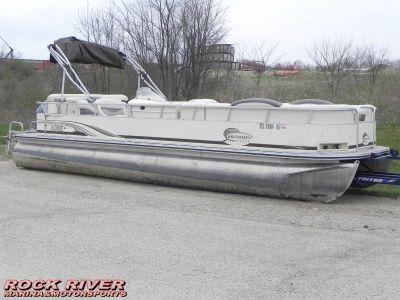 2002 Lowe Jamaica 250 Pontoons Boats Edgerton, WI