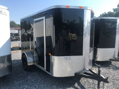 2018 Cargo Craft 6X12 Elite Enclosed Cargo Trailers Trailers Rome, GA