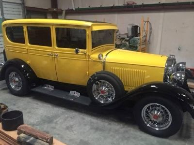 1930 Reo Touring