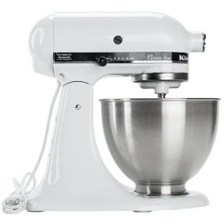 Kitchen Aid Mixer White