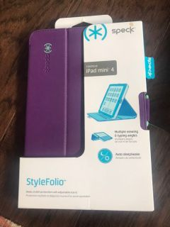 New Speck case for iPad mini 4. Porch pickup in Morton.